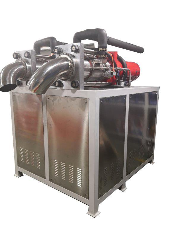 PM500-2 顆粒干冰機