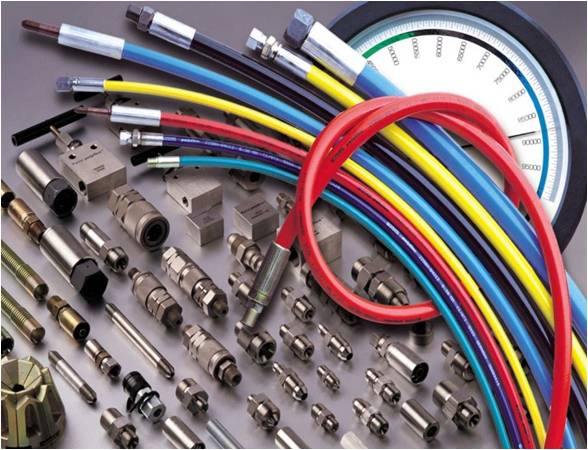 流體連接件系列