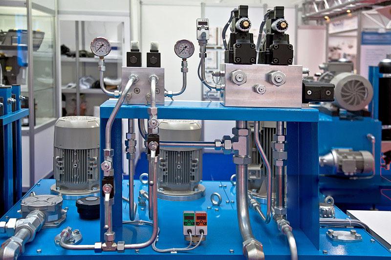 航空地勤设备液压系统解决方案